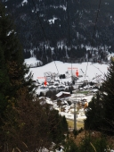 Apartment and la Panthiaz telecabine location, for easy access to skiing